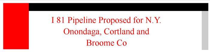 stop 81 pipeline